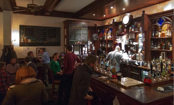 The Top Ten Best Craft Beer Bars in Edinburgh by Stuart ...