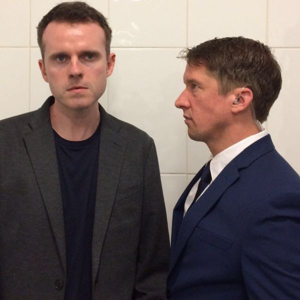 On the Mic Podcast: Jonathan Pie Live