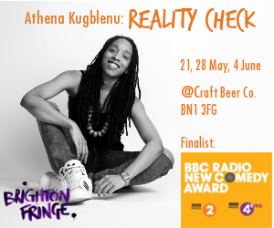 Athena Kugblenu: Reality Check