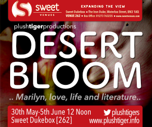 plush tiger desert bloom