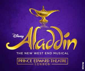Aladdin ticket