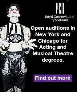 RCS Open Auditions