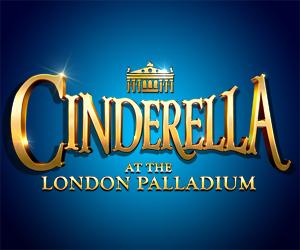 Cinderella at the London Palladium tickets