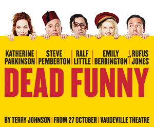 Dead Funny tickets