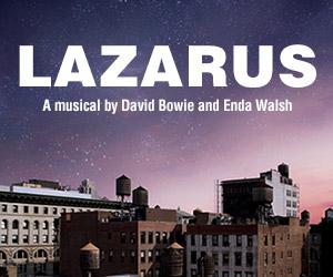 Lazarus tickets
