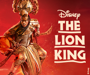 Lion King tickets